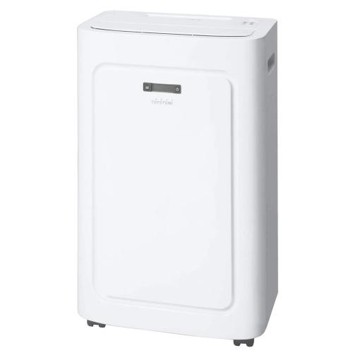 TOYOTOMI トヨトミ スポット冷暖エアコン TAD-22JW(W)ホワイト(スポットエアコン)(冷房/温風/ドライ/送風)(ラッピング不可)(快適家電デジタルライフ)
