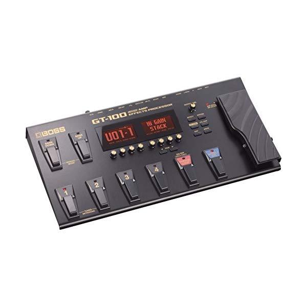 【送料無料】ローランド マルチエフェクター BOSS COSM Amp Effects Processor GT-100【快適家電デジタルライフ】