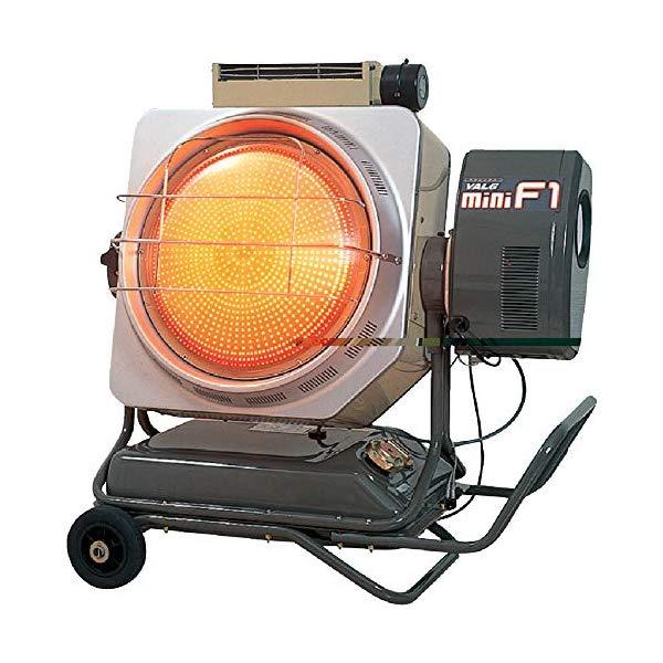 (メーカー直送)(代引不可) 静岡製機 業務用赤外線灯油ヒーター バルシックスミニF1 VAL6-miniF1(50Hz・東日本用) (ラッピング不可)(快適家電デジタルライフ)