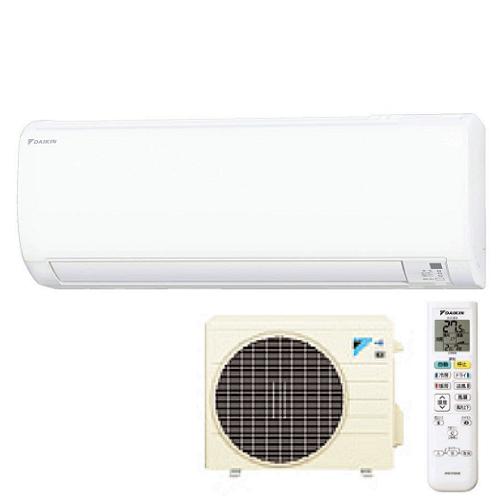 (台数限定!)DAIKIN ダイキン エアコン Eシリーズ S22UTES-W (F22UTESW+R22UES)(冷暖エアコン)(ラッピング不可)(快適家電デジタルライフ)