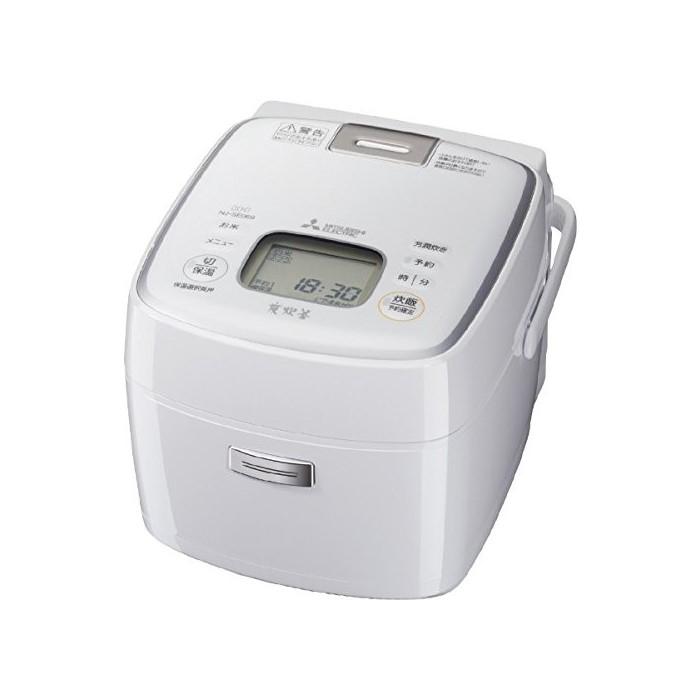 (炊飯器) 三菱電機 NJ-SE069-W (ラッピング不可)(快適家電デジタルライフ)