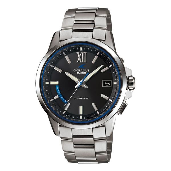 【国内正規品】CASIO(カシオ) 腕時計 OCEANUS(オシアナス) OCW-T150-1AJF(OCWT1501AJF)【電波 ソーラー 電波時計 腕時計 メンズ タフソーラー】【快適家電デジタルライフ】