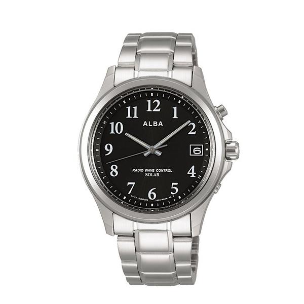 【国内正規品】 【腕時計】 AEFY501ALBA[アルバ ソーラー] 【ソーラー電波修正 メンズ】【快適家電デジタルライフ】
