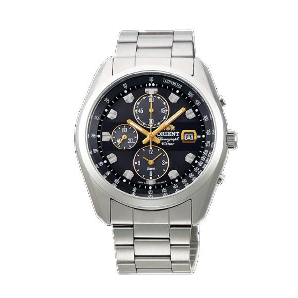 【国内正規品】 ORIENT(オリエント) 【腕時計】 WV0091TY Neo70's[ネオセブンティーズ]【ソーラー 多針アナログ メンズ】 【快適家電デジタルライフ】