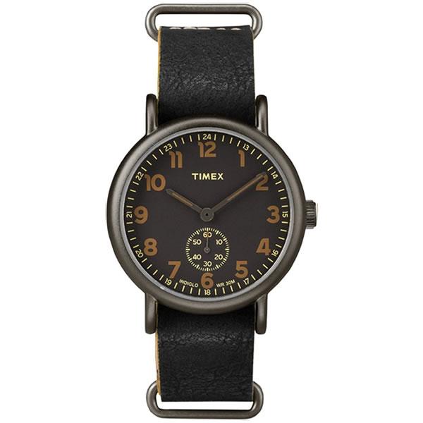 【正規輸入品】TIMEX(タイメックス) 【腕時計】 TW2P86700 WEEKENDER Sub-second【クオーツ アナログ 革バンド メンズ】【快適家電デジタルライフ】
