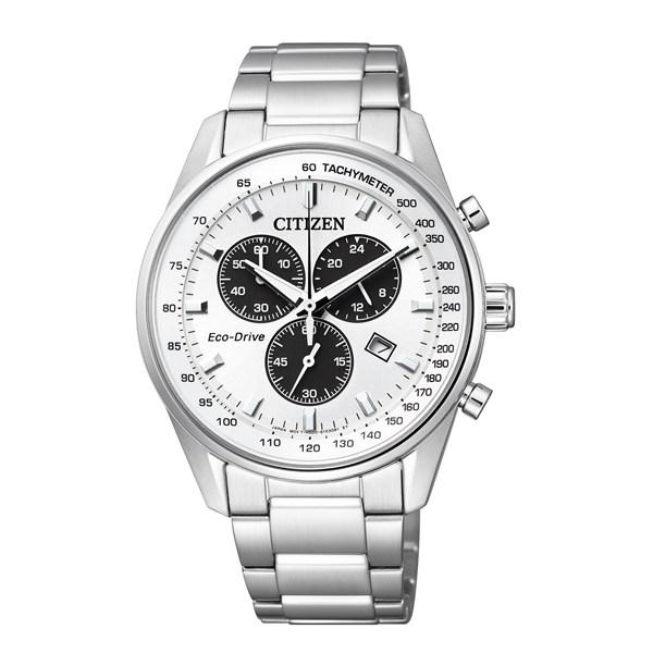 【無料バンド調整可】【国内正規品】[シチズン]CITIZEN 腕時計 AT2390-58A Cコレクション メンズ エコ・ドライブ クロノグラフ[AT239058A]【多針アナログ】【快適家電デジタルライフ】