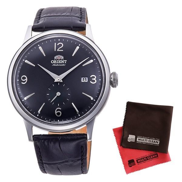 【セット】【国内正規品】[オリエント]ORIENT 腕時計 RN-AP0005B [クラシック]CLASSIC メンズ&クロス2枚セット【牛革(カーフ)バンド 自動巻き】【快適家電デジタルライフ】