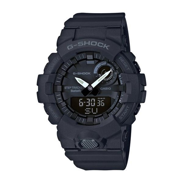 (国内正規品)(カシオ)CASIO 腕時計 GBA-800-1AJF (ジーショック)G-SHOCK メンズ G-SQUAD(樹脂バンド クオーツ アナデジ)(快適家電デジタルライフ)