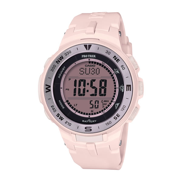 (国内正規品)(カシオ)CASIO 腕時計 PRG-330-4JF (プロトレック)PROTREK メンズ(樹脂バンド ソーラー デジタル)(快適家電デジタルライフ)