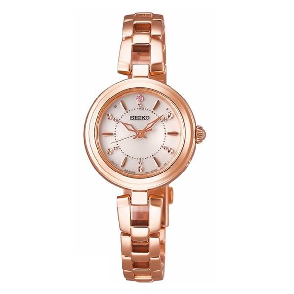(国内正規品)(セイコー)SEIKO 腕時計 SWFH092 (セイコーセレクション)SEIKO SELECTION レディース(ステンレスバンド 電波ソーラー アナログ)(快適家電デジタルライフ)
