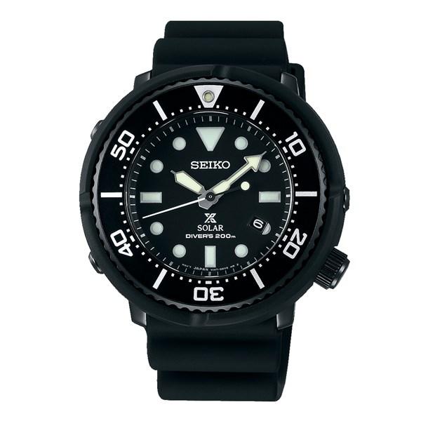 (国内正規品)(セイコー)SEIKO 腕時計 SBDN049 (プロスペックス)PROSPEX メンズ LOWERCASE プロデュースモデル(シリコンバンド ソーラー アナログ)(快適家電デジタルライフ)