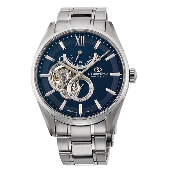(国内正規品)(オリエントスター)ORIENTSTAR 腕時計 RK-HJ0002L コンテンポラリー メンズ スリムスケルトン(ステンレスバンド 自動巻き(手巻付) 多針アナログ)(快適家電デジタルライフ)