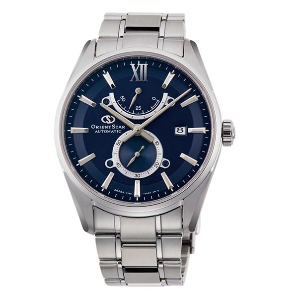 (国内正規品)(オリエントスター)ORIENTSTAR 腕時計 RK-HK0002L コンテンポラリー メンズ スリムデイト(ステンレスバンド 自動巻き(手巻付) 多針アナログ)(快適家電デジタルライフ)