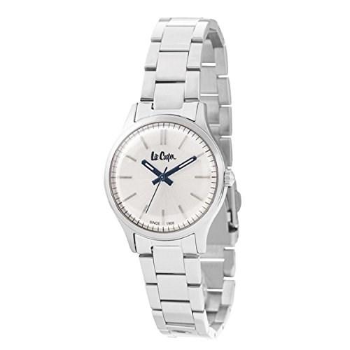 【正規輸入品】(リークーパー)Lee Cooper 腕時計 LC6300.330 ステンレススチール レディース(ステンレスバンド クオーツ アナログ)(快適家電デジタルライフ)