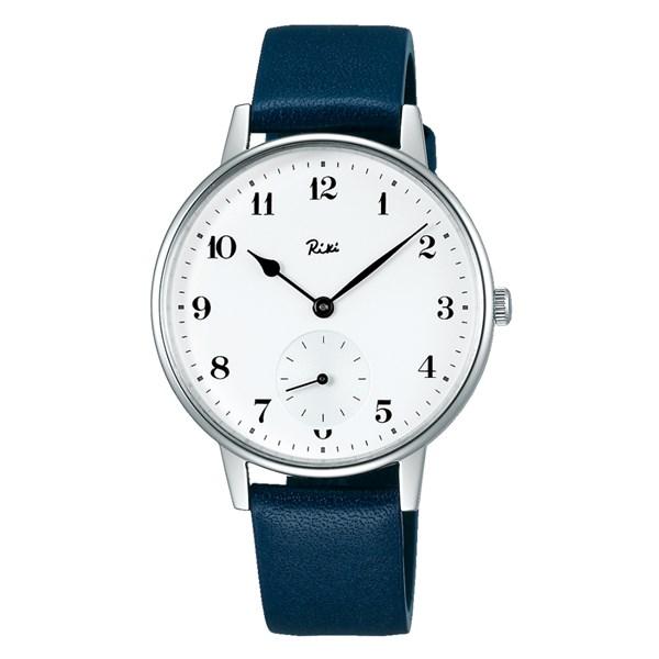 (時計ケースセット)(国内正規品)(セイコー)SEIKO 腕時計 AKPK430 (アルバ リキ クオーツ)ALBA Riki メンズ(牛革バンド クオーツ 多針アナログ)(快適家電デジタルライフ)