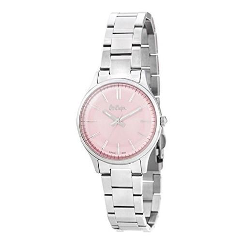 【ペア箱入りセット】【正規輸入品】(リークーパー)Lee Cooper 腕時計 LC6292.350 メンズ・LC6300.380 レディース&クロス2枚(ステンレスバンド クオーツ アナログ ペアウォッチ)(快適家電デジタルライフ)