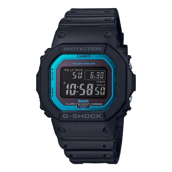 (10月新商品)(国内正規品)(カシオ)CASIO 腕時計 GW-B5600-2JF (ジーショック)G-SHOCK メンズ Bluetooth搭載(樹脂バンド 電波ソーラー デジタル)(快適家電デジタルライフ)