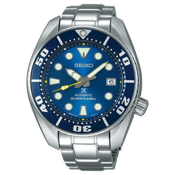 (国内正規品)(セイコー)SEIKO 腕時計 SBDC069 (プロスペックス)PROSPEX メンズ ダイバースキューバ スモウ ネット流通限定(ステンレスバンド 自動巻き(手巻付) アナログ)(快適家電デジタルライフ)