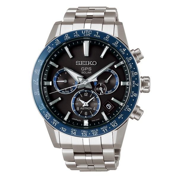 (11月新商品)(11月29日発売予定)(国内正規品)(セイコー)SEIKO 腕時計 SBXC001 (アストロン)ASTRON メンズ 5Xシリーズ(チタンバンド GPS電波ソーラー 多針アナログ)(快適家電デジタルライフ)