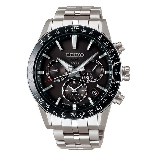 (国内正規品)(セイコー)SEIKO 腕時計 SBXC003 (アストロン)ASTRON メンズ 5Xシリーズ(チタンバンド GPS電波ソーラー 多針アナログ)(快適家電デジタルライフ)