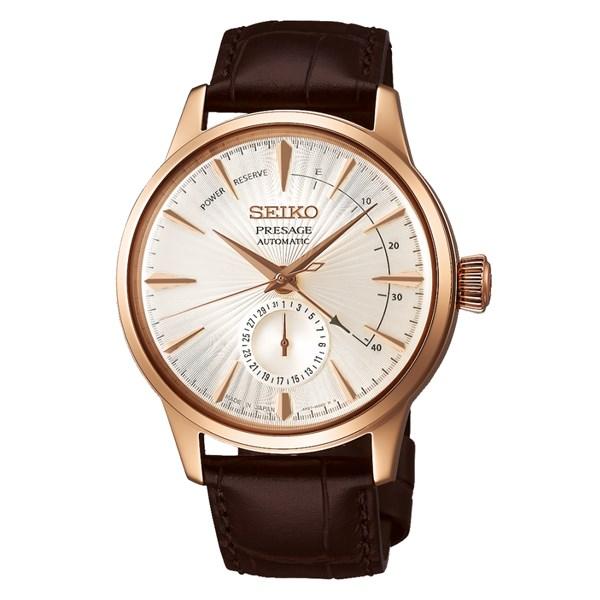 (国内正規品)(セイコー)SEIKO 腕時計 SARY132 (プレザージュ)PRESAGE メンズ ベーシックライン(牛革バンド 自動巻き(手巻付) 多針アナログ)(快適家電デジタルライフ)