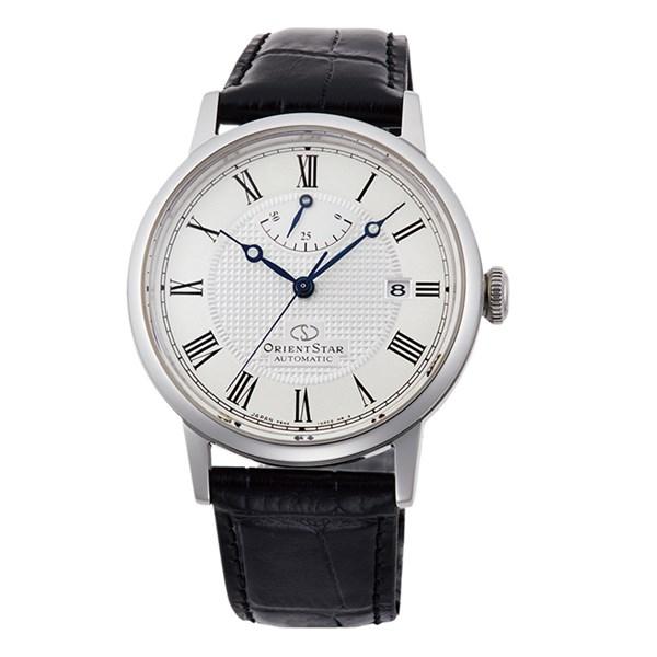 (国内正規品)(オリエントスター)ORIENTSTAR 腕時計 RK-AU0002S クラシック メンズ レディース エレガントクラシック(牛革バンド 自動巻き(手巻付) 多針アナログ)(快適家電デジタルライフ)
