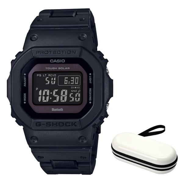 (時計ケースセット)(国内正規品)(カシオ)CASIO 腕時計 GW-B5600BC-1BJF (ジーショック)G-SHOCK メンズ Bluetooth搭載(電波ソーラー デジタル)(快適家電デジタルライフ)