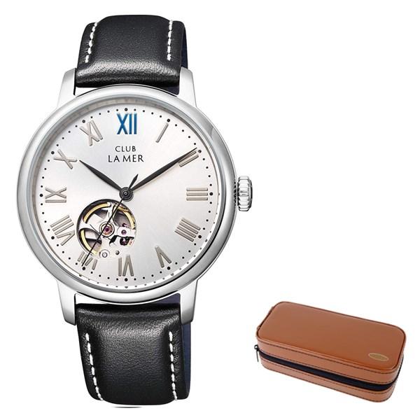 (時計ケースセット)(国内正規品)(シチズン)CITIZEN 腕時計 BJ7-018-62 (クラブラメール)CLUB LA MER メンズ(牛革バンド 自動巻き(手巻付) アナログ)(快適家電デジタルライフ)