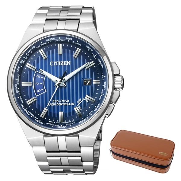 (時計ケースセット)(国内正規品)(シチズン)CITIZEN 腕時計 CB0161-82L シチズンコレクション メンズ(ステンレスバンド 電波ソーラー アナログ)(快適家電デジタルライフ)