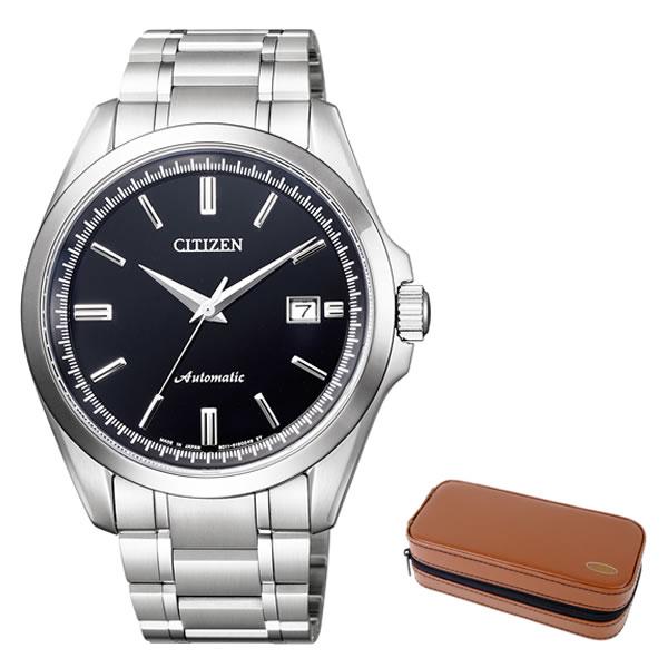 (時計ケースセット)(国内正規品)(シチズン)CITIZEN 腕時計 NB1041-84E Cコレクション メンズ メカニカル(ステンレスバンド 自動巻き アナログ)(快適家電デジタルライフ)