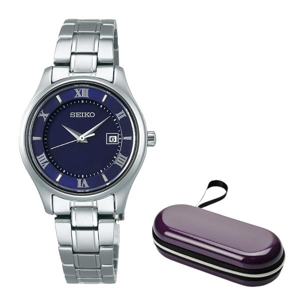(10月新商品)(10月26日発売予定)(時計ケースセット)(国内正規品)(セイコー)SEIKO 腕時計 STPX065 セイコーセレクション レディース(チタンバンド ソーラー アナログ)(快適家電デジタルライフ)