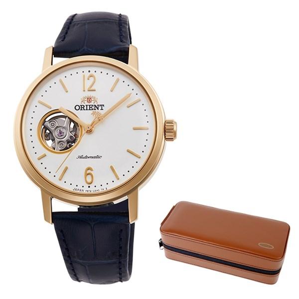 (ケースセット)(国内正規品)(オリエント)ORIENT 腕時計 RN-AG0019S (クラシック)CLASSIC メンズ レディース(牛革 自動巻き(手巻付) アナログ)(快適家電デジタルライフ)