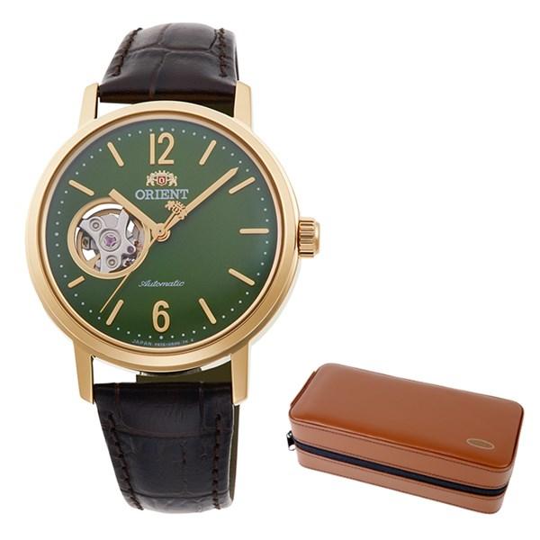 (ケースセット)(国内正規品)(オリエント)ORIENT 腕時計 RN-AG0020E (クラシック)CLASSIC メンズ レディース(牛革 自動巻き(手巻付) アナログ)(快適家電デジタルライフ)