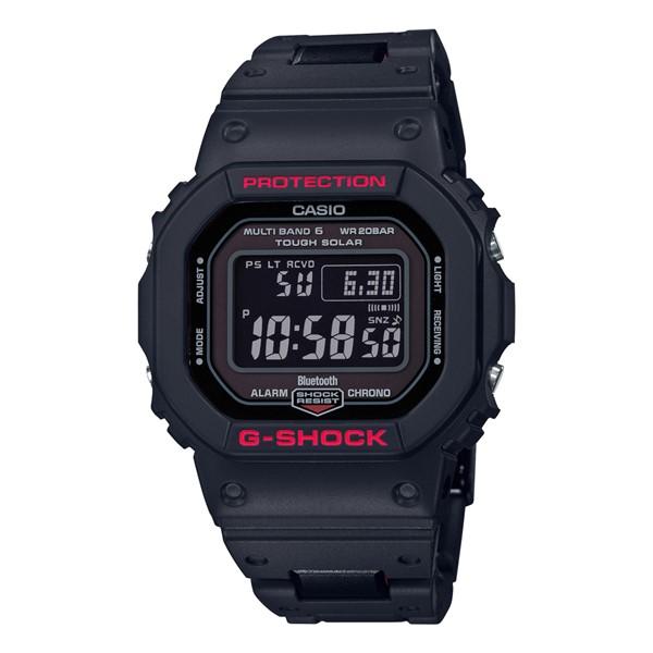 (国内正規品)(カシオ)CASIO 腕時計 GW-B5600HR-1JF (ジーショック)G-SHOCK メンズ(樹脂バンド 電波ソーラー デジタル)(快適家電デジタルライフ)