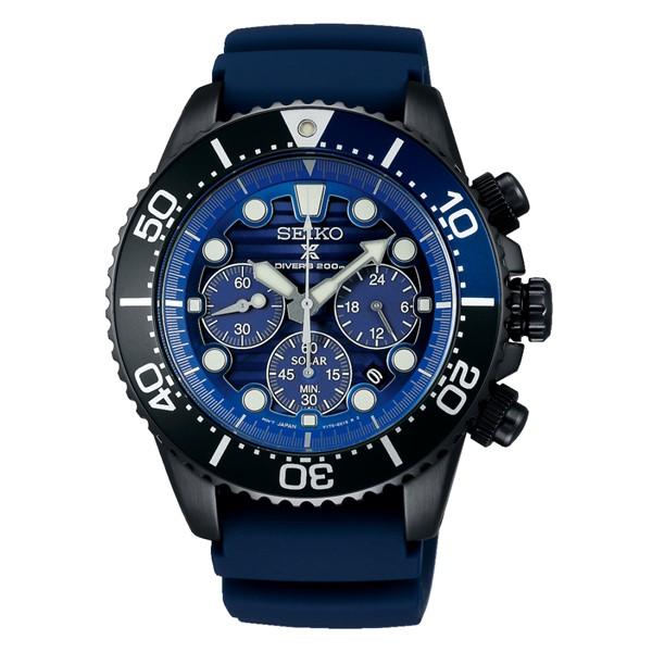 (国内正規品)(セイコー)SEIKO 腕時計 SBDL057 (プロスペックス)PROSPEX メンズ ダイバースキューバ Save the Ocean Special Edition(シリコンバンド ソーラー 多針アナログ)(快適家電デジタルライフ)