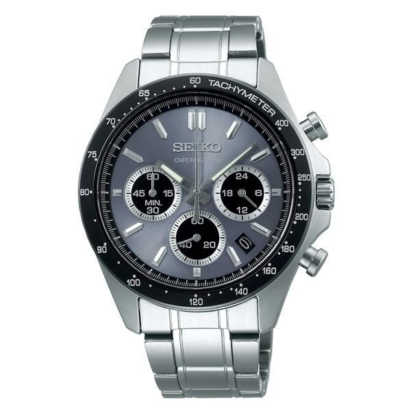 (国内正規品)(セイコー)SEIKO 腕時計 SBTR027 (スピリット)SPIRIT メンズ(ステンレスバンド クオーツ 多針アナログ)(快適家電デジタルライフ)