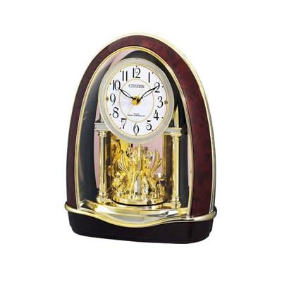 CITIZEN シチズン 置時計 パルドリームR414(4RN414-023) 【置き時計】【送料無料】【快適家電デジタルライフ】