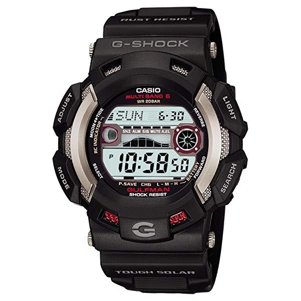 【国内正規品】CASIO カシオ 腕時計 G-SHOCK GW-9110-1JF 【GULFMAN】【送料無料】【快適家電デジタルライフ】