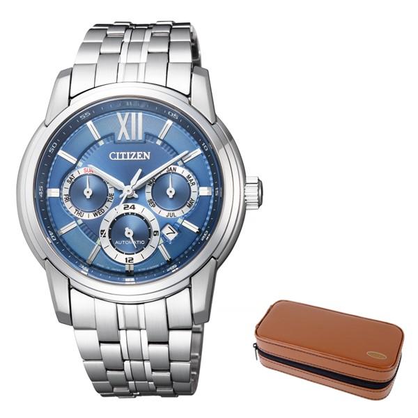 (時計ケースセット)(国内正規品)(シチズン)CITIZEN 腕時計 NB2000-86L シチズンコレクション メンズ メカニカル マルチハンズ(ステンレスバンド 自動巻き(手巻付) 多針アナログ)(快適家電デジタルライフ)