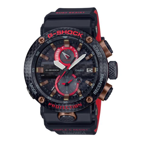 (4月新商品)(4月12日発売予定)(国内正規品)(カシオ)CASIO 腕時計 GWR-B1000X-1AJR (ジーショック)G-SHOCK メンズ グラビティマスター Bluetooth搭載 限定モデル(カーボンコア 電波ソーラー 多針アナログ)(快適家電デジタルライフ)
