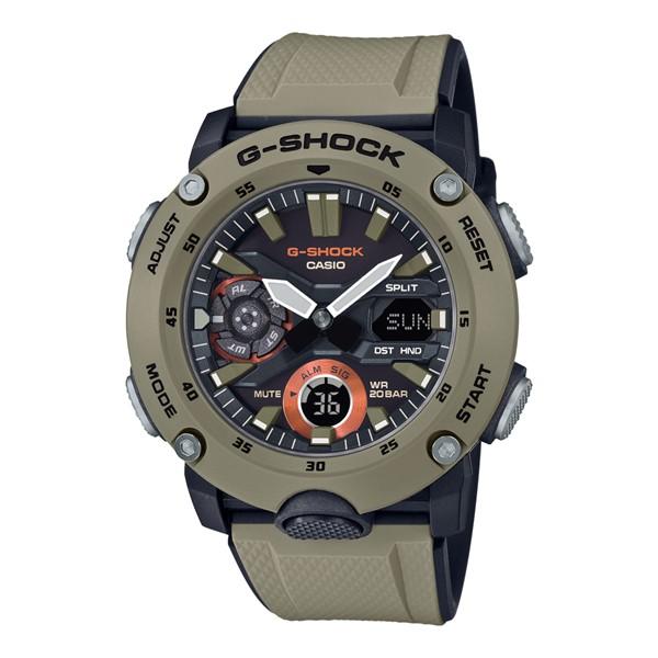 (4月新商品)(4月12日発売予定)(国内正規品)(カシオ)CASIO 腕時計 GA-2000-5AJF (ジーショック)G-SHOCK メンズ(樹脂バンド クオーツ アナデジ)(快適家電デジタルライフ)