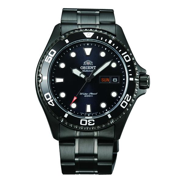 (国内正規品)(オリエント)ORIENT 腕時計 RN-AA0201B (スポーツ)SPORTS メンズ MAKO マコ ダイバーズ 限定モデル(ステンレスバンド 自動巻き(手巻付) アナログ)(快適家電デジタルライフ)