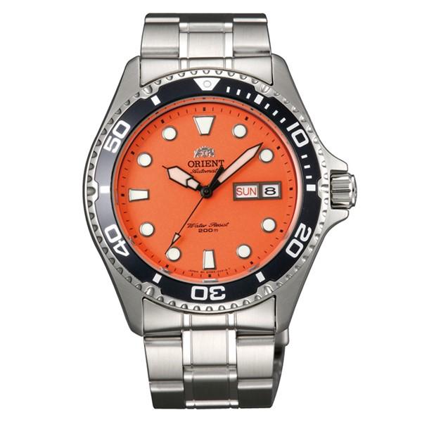 (国内正規品)(オリエント)ORIENT 腕時計 RN-AA0202Y (スポーツ)SPORTS メンズ MAKO マコ ダイバーズ 限定モデル(ステンレスバンド 自動巻き(手巻付) アナログ)(快適家電デジタルライフ)