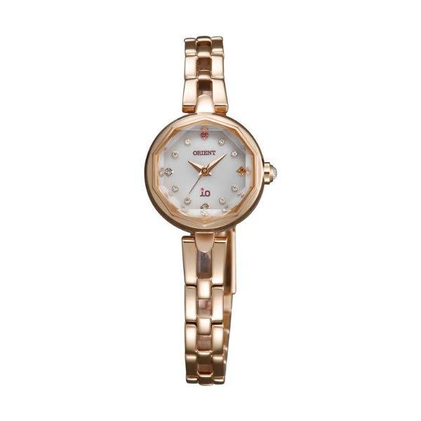 【国内正規品】ORIENT(オリエント) 【腕時計】 WI0201WD io[イオ] 【Sweet Jewelry スイートジュエリー】【ソーラー レディース アナログ ステンレスバンド】【快適家電デジタルライフ】