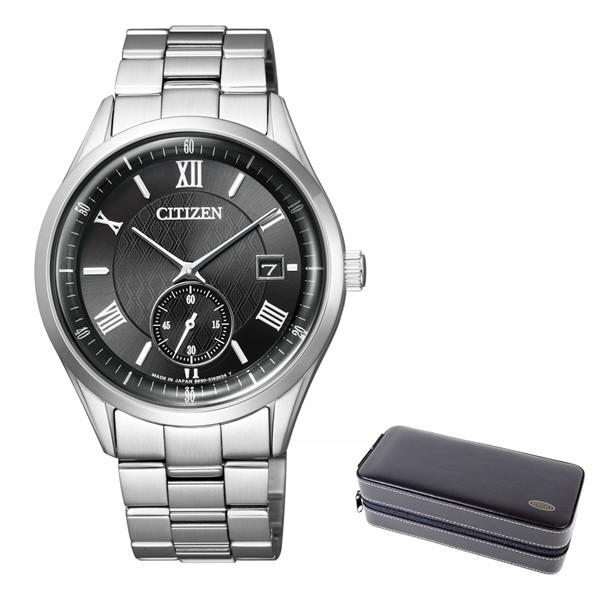 (4月新商品)(時計ケースセット)(国内正規品)(シチズン)CITIZEN 腕時計 BV1120-91E シチズンコレクション メンズ (ステンレスバンド ソーラー 多針アナログ)(快適家電デジタルライフ)