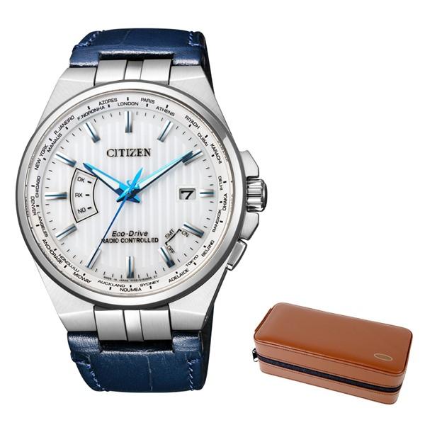 (4月新商品)(時計ケースセット)(国内正規品)(シチズン)CITIZEN 腕時計 CB0160-18A シチズンコレクション メンズ (牛革バンド ソーラー アナログ)(快適家電デジタルライフ)