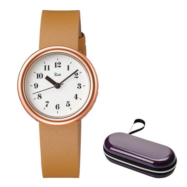 (3月新商品)(時計ケースセット)(国内正規品)(セイコー)SEIKO 腕時計 AKQK449 (アルバ リキ)ALBA Riki レディース(牛革バンド クオーツ アナログ)(快適家電デジタルライフ)