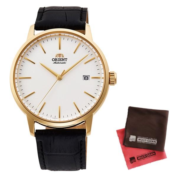 (クロスセット)(国内正規品)(オリエント)ORIENT 腕時計 RN-AC0E03S (コンテンポラリー)CONTEMPORARY メンズ(牛革バンド 自動巻き(手巻付) アナログ)(快適家電デジタルライフ)
