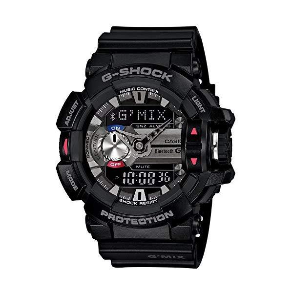 CASIO カシオ【時計】 G-SHOCK[Gショック] G'MIX GBA-400-1AJF [国内正規品]【快適家電デジタルライフ】