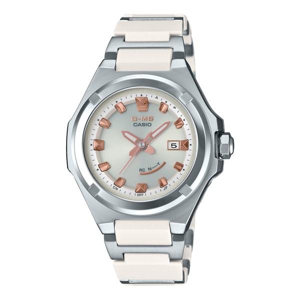 (国内正規品)(カシオ)CASIO 腕時計 MSG-W300C-7AJF (ベビーG)BABY-G レディース G-MS(コンポジットバンド 電波ソーラー アナログ)(快適家電デジタルライフ)